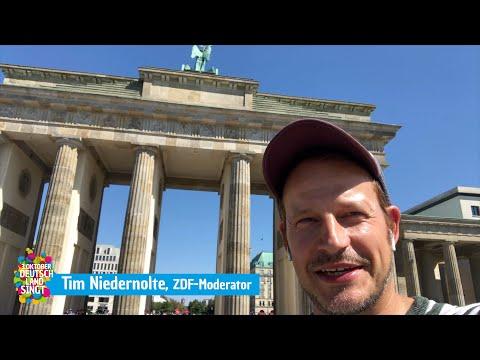 """Tim Niedernolte ist für """"3. Oktober – Deutschland singt"""" am Start in Berlin!"""