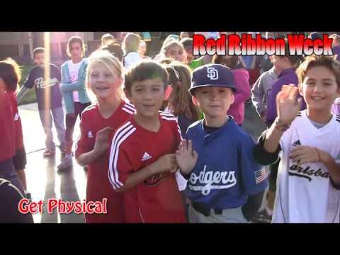 Poinsettia Elementary Carlsbad School district RRW 2013 - YouTube