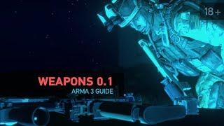 ARMA 3 по ГОСТ'у [Оружие 0.1] eng sub