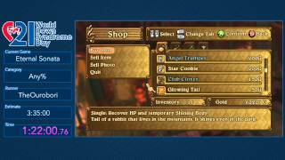 Eternal Sonata Any% Speedrun in 3:21:30 for Mid-March Marathon