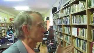 USA-Ukraine: Welcome to Library of English Teaching Research Center (ETRC) in Kyiv, Ukraine