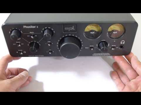First Look: SPL - Phonitor 2