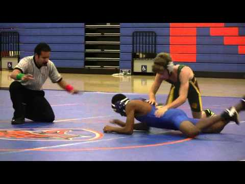 Zach Blackwell vs Markus Fountaine in the Tracy Kimball dual