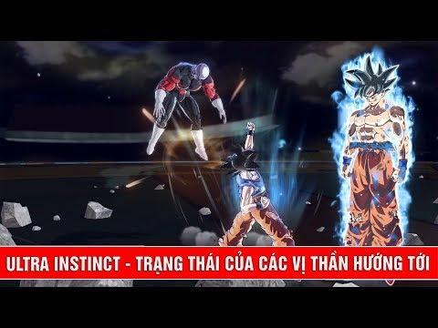 Ultra Instinct - Trang thái mạnh mẽ mà các vị thần hướng tới thumbnail