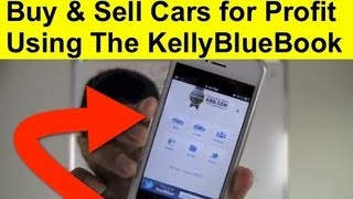 How To Buy & Sell Cars Using The Kelly Blue Book or NADA?