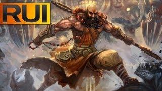 Diablo 3 - Open Beta Event, Hardcore Monk 1/3