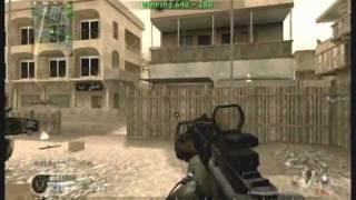 (Wii) Call of Duty: Modern Warfare - Reflex - Multiplayer Gameplay