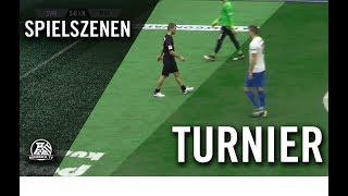 Neunmeterschießen   SV Meppen – MSV Duisburg (Finale, Schauinsland Reisen Cup 2018)