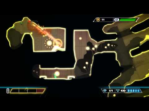 PixelJunk Shooter Ultimate, Complete Walkthrough of  Episode 6 Carry The Torch