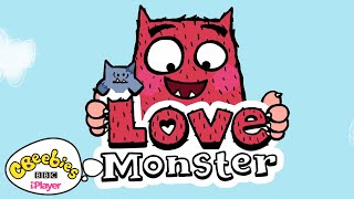 Meet Love Monster Compilation | CBeebies