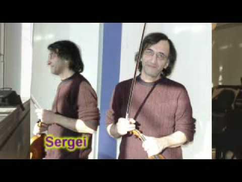 Frolov Igor Divertimento 2007 (clip)
