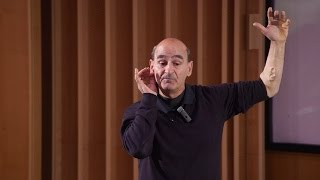 Performance Artist Professor Stelarc