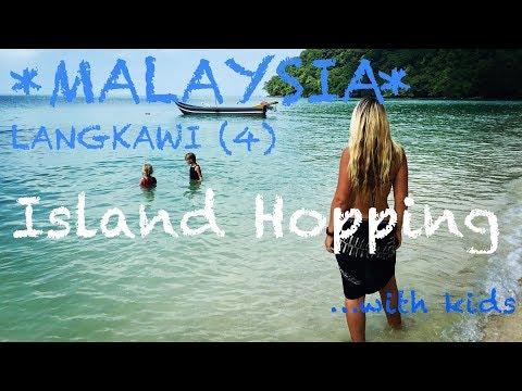 MALAYSIA 2017 - LANGKAWI - 3 Islands In 1 Day