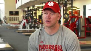 Nebraska Coach Scott Frost on QB Adrian Martinez, Year 2 & More B1G Football