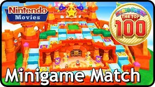 Mario Party: The Top 100 - Minigame Match (Multiplayer)