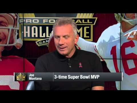 Super Bowl MVP Joe Montana on Patriots