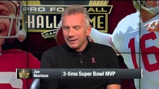 Super Bowl MVP Joe Montana on Patriots' Cheating Scandals | NFL News