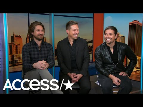 Hanson Brothers Look Back At 'MMMBop' 20 Years Later | Access