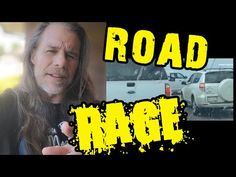 Recent Crazy Road Rage Incident and What We Can Learn...or NOT Learn