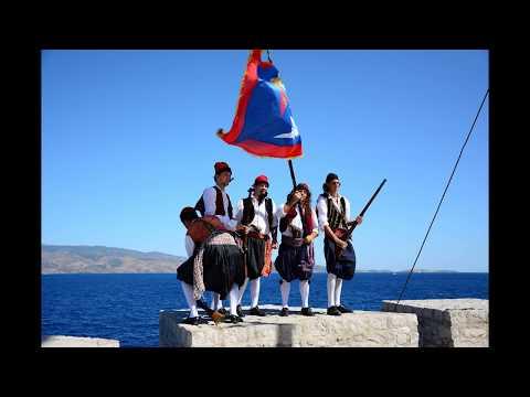 Hydra (Υδρα) island Greece, slideshow