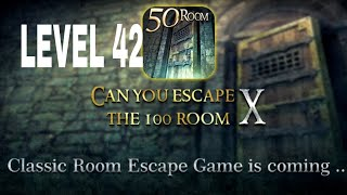 Can You Escape The 100 room X level 42 Walkthrough