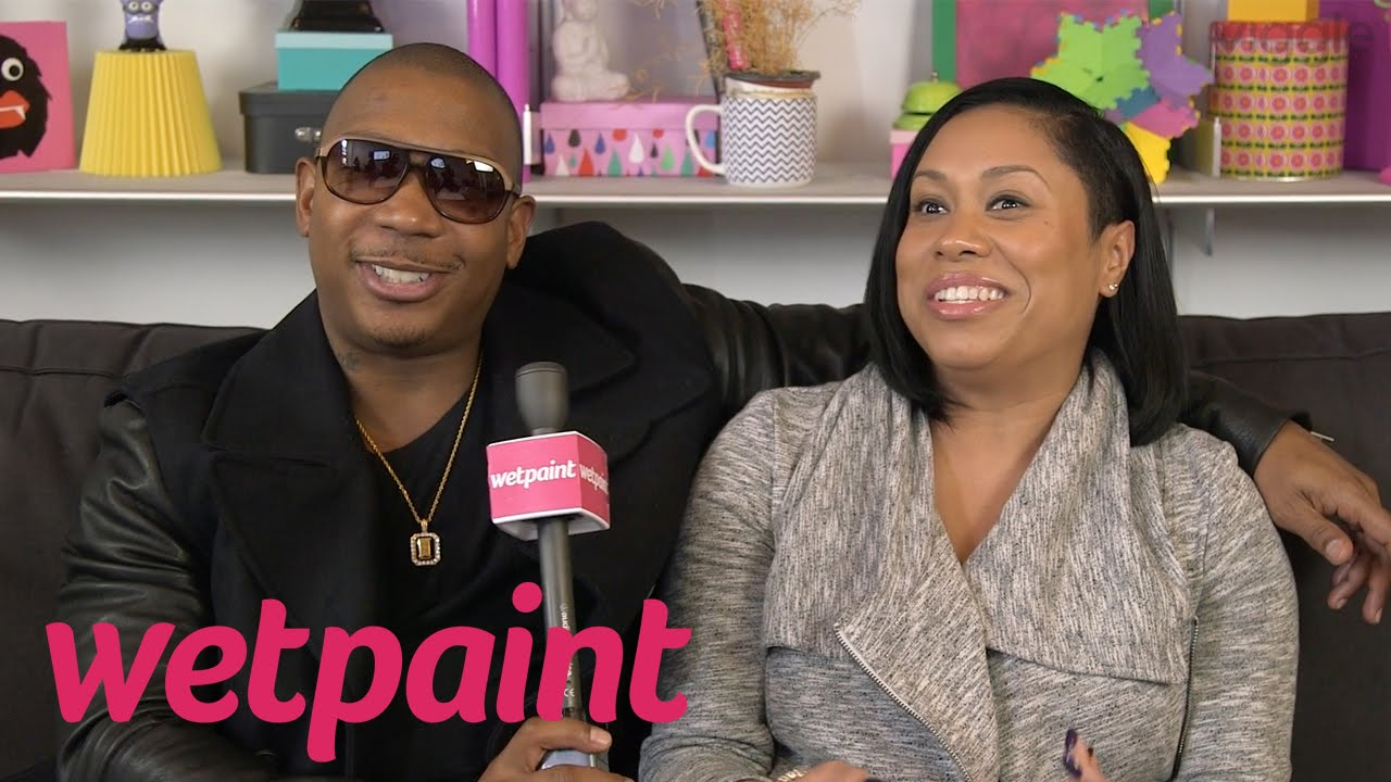 Ja Rule And Wife Aisha Talk Marriage Parenting On Reality