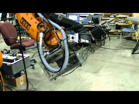 Accurate Robotics Drilling