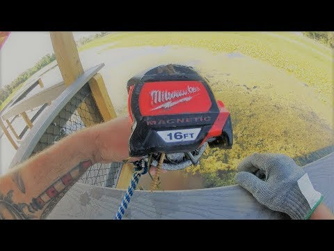 Magnet Fishing In 4K Florida Alligators & Tools