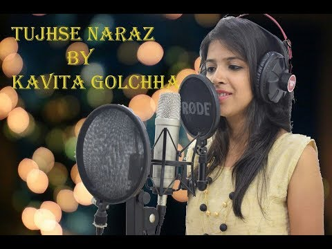 Tujhse Naraz Nahi Zindagi | Masoom | Cover Version | By Kavita Golchha|