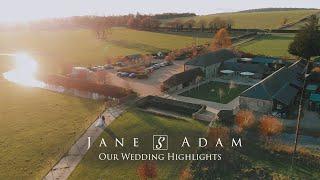 Fabridge Barn Wedding Video - Jane & Adam Highlights by Spice Wedding Films