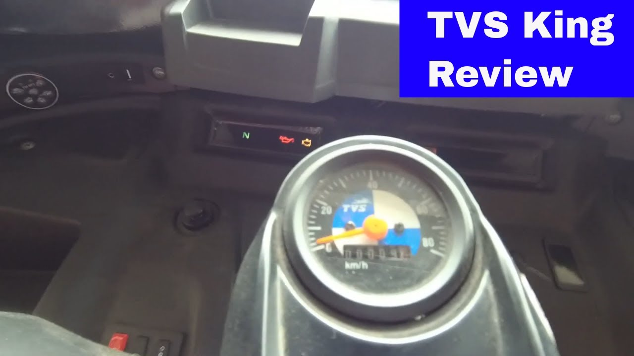 TVS King GS+ FI Auto Rickshaw Review
