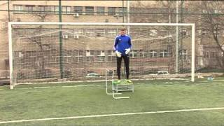 Ilija Kovacic - Croatia U20/21 goalkeeper Training at Viborg Koceic academy Dec 2014