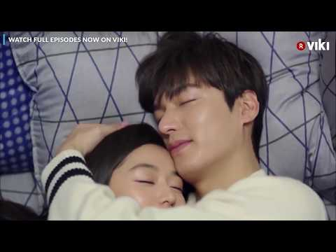 Eng Sub The Legend Of The Blue Sea EP 15 Lee Min Ho & Jun Ji Hyun in Bed Together
