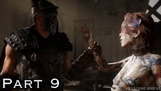 Ryse Son Of Rome PC Gameplay Walkthrough Part 9 (No Commentary)