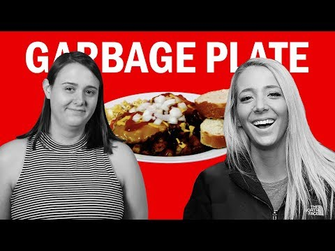 Making A Garbage Plate For JENNA MARBLES | FoodTube