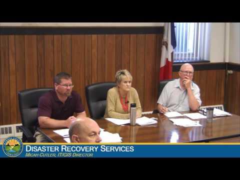 Hardin County Board of Supervisors Meeting 6-8-2016