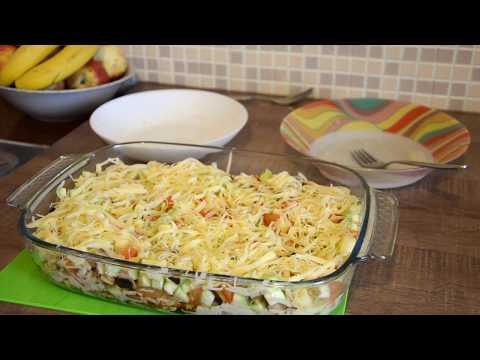 Овощная запеканка в духовке с сыром ПП | Рецепт овощной запеканки