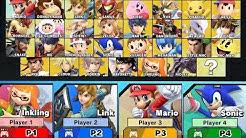 Super Smash Bros Ultimate - E3 Demo Gameplay Nintendo Switch 2018 HD