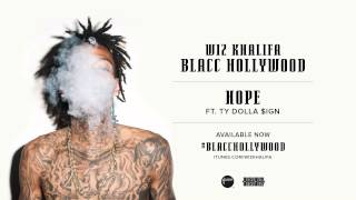 Wiz khalifa - hope ft. ty dolla ign [official audio]