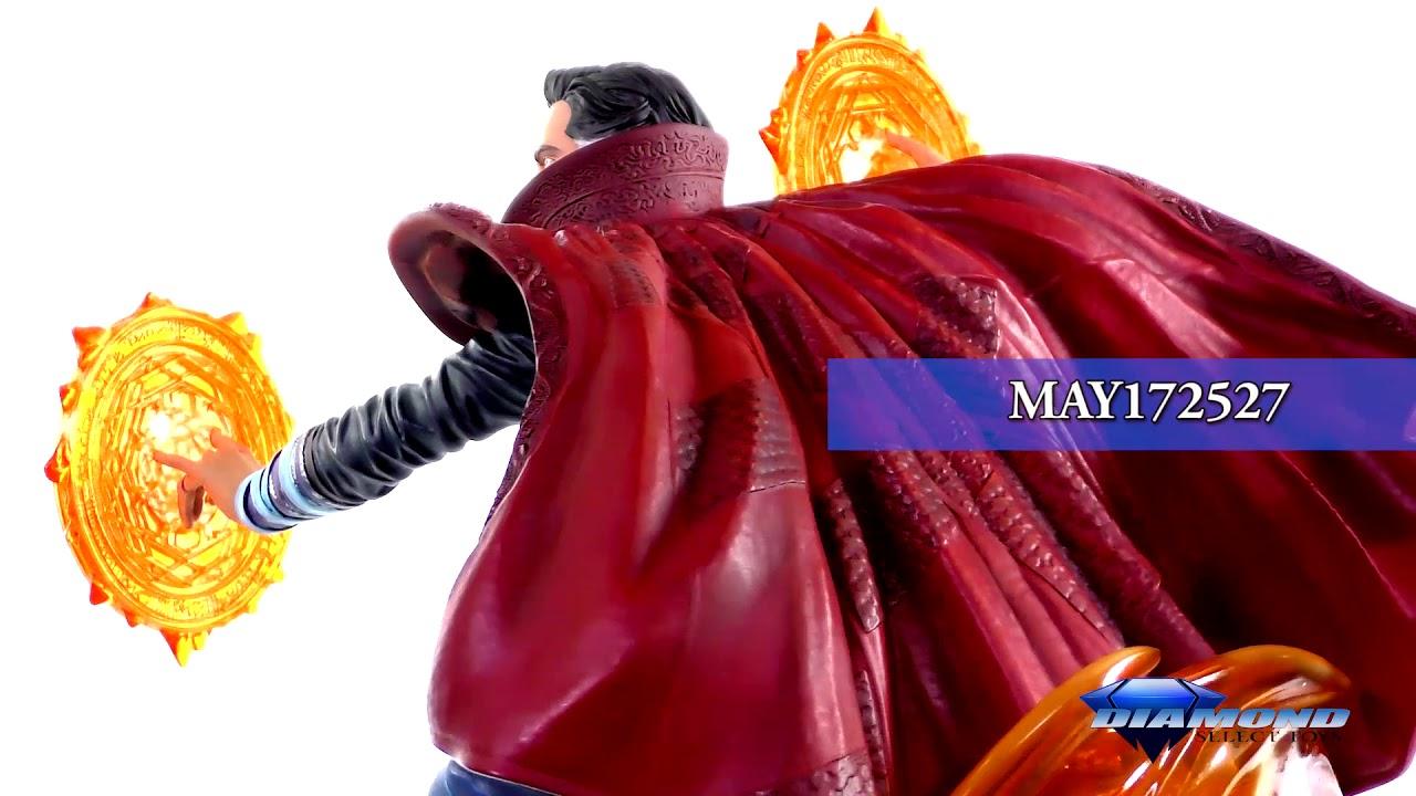 Diamond Select Toys Marvel Milestones Ghost Rider Resin Statue