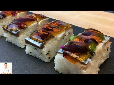 Stained Glass Sushi | DIFFICULTY LEVEL: ASIAN