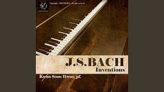 Bach: 2-Part Inventions - No.5 In E Flat Major, BWV 776