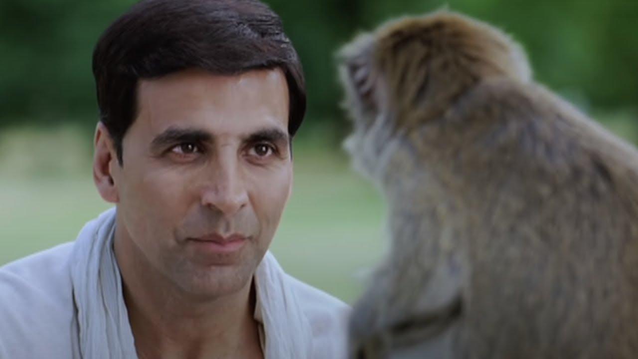 Man V/S Wild | Khiladi Akshay Kumar Comedy Scenes