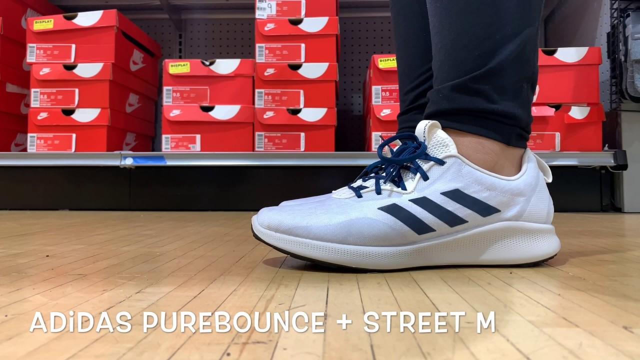 Adidas Purebounce + Street M is SO