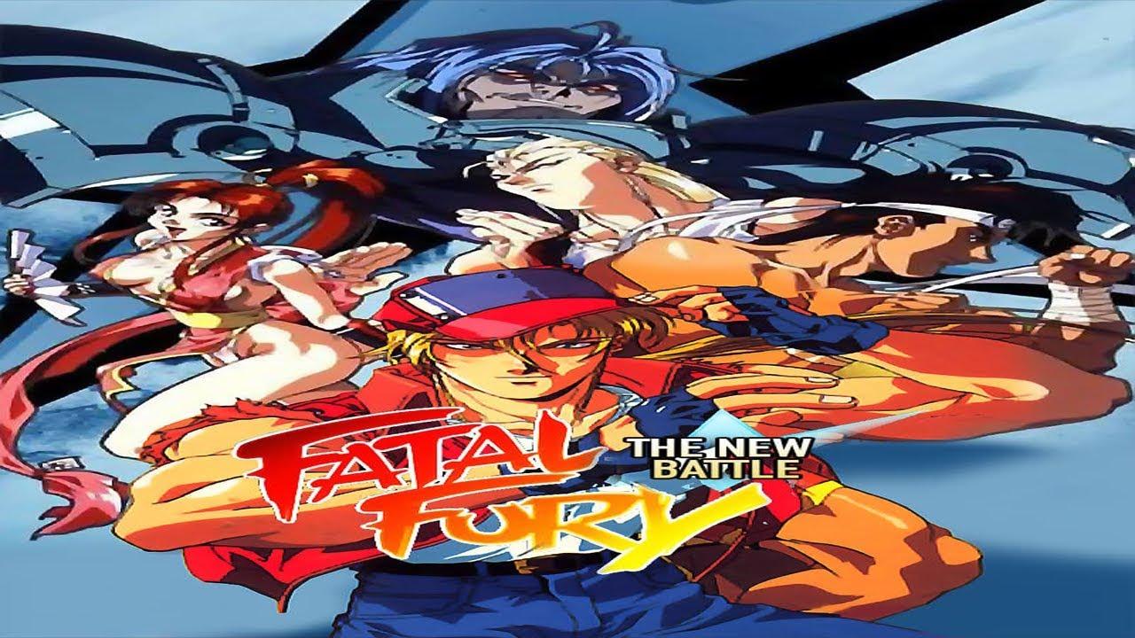 Fatal Fury Ova 2 The New Battle Espanol Hd Youtube