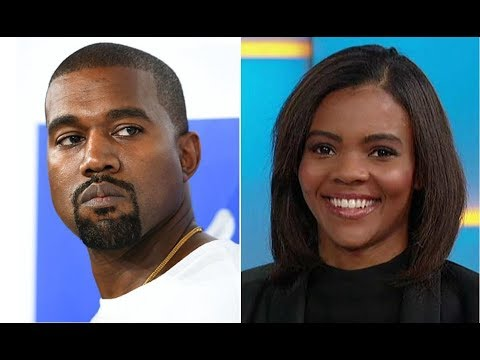 Kanye Abandons Candace Owens & The Right-Wing 'Blexit' Movement