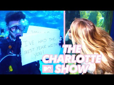 Ep 8 EXCLUSIVE: Josh Makes A Splash For Charlotte Anniversary  The Charlotte Show 2