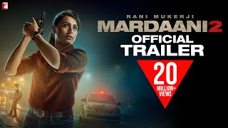 Mardaani 2 - Official Trailer | Rani Mukerji | Releasing 13 December 2019