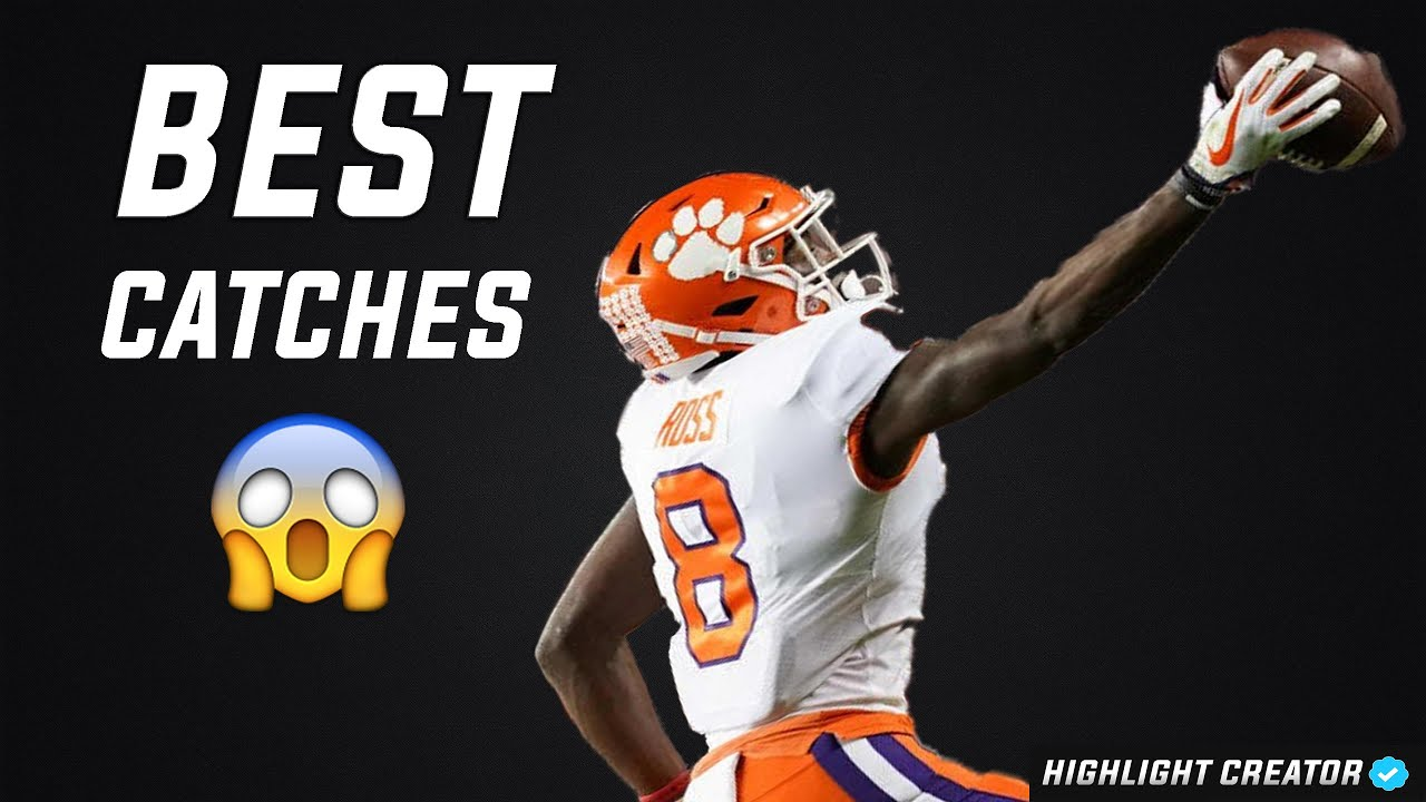 Download Best Catches of the 2018-19 College Football Season ᴴᴰ