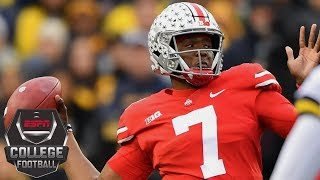 No. 10 Ohio State trounces No. 4 Michigan 62-39 - Dwayne Haskins 5 TDs | College Football Highlights